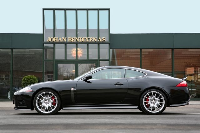 Jaguar xkr s jaguar house for Jaguar house music